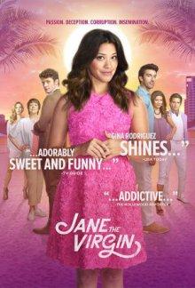 Cover von Jane the Virgin (Serie)