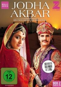 Cover der TV-Serie Jodha Akbar