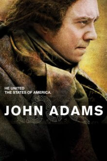 Cover der TV-Serie John Adams