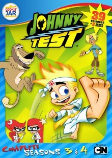 Cover von Johnny Test (Serie)