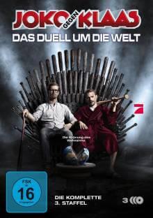 Cover von Joko gegen Klaas – Das Duell um die Welt (Serie)