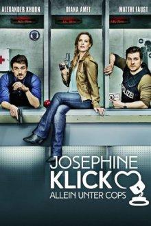 Cover von Josephine Klick – Allein unter Cops (Serie)
