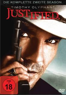 Cover der TV-Serie Justified