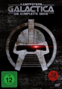 Cover der TV-Serie Kampfstern Galactica