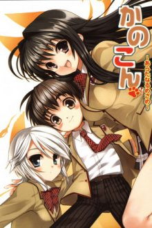 Cover der TV-Serie Kanokon
