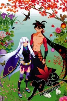 Cover von Katanagatari (Serie)
