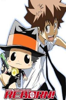 Cover von Katekyo Hitman Reborn (Serie)