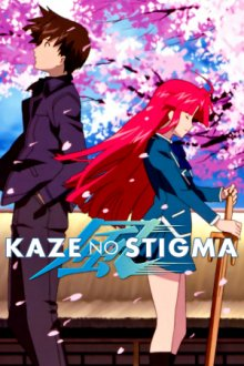 Cover der TV-Serie Kaze no Stigma
