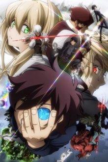 Cover von Kekkai Sensen (Serie)