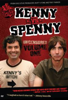 Cover der TV-Serie Kenny vs. Spenny