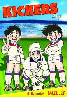 Cover von Kickers (Serie)