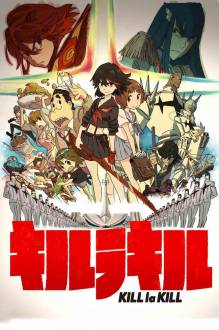 Cover der TV-Serie Kill La Kill