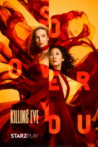 Cover Killing Eve, Killing Eve