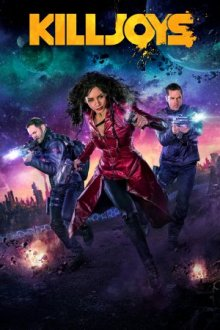 Cover der TV-Serie Killjoys