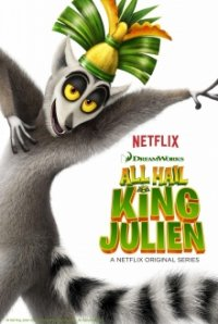 King Julien Serien Cover