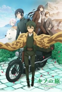 Kino no Tabi: The Beautiful World - The Animated Series Serien Cover