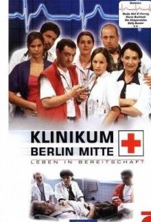 Cover von Klinikum Berlin Mitte (Serie)
