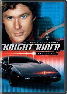 Cover von Knight Rider (Serie)