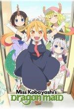 Cover von Kobayashi-san Chi no Maid Dragon (Serie)