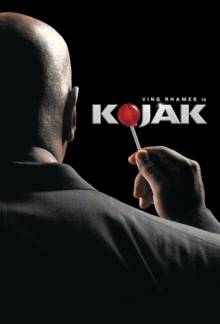 Cover der TV-Serie Kojak (2005)
