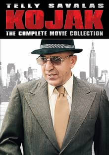 Cover der TV-Serie Kojak - Einsatz in Manhattan