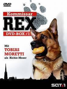 Cover von Kommissar Rex (Serie)