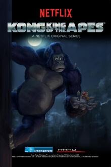 Cover von Kong – König der Affen (Serie)