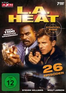 Cover von L.A. Heat (Serie)