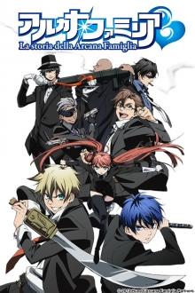 Cover von La storia della Arcana Famiglia (Serie)