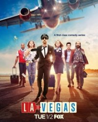 Cover der TV-Serie LA to Vegas