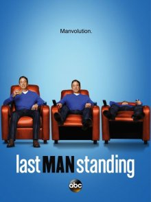 Cover der TV-Serie Last Man Standing