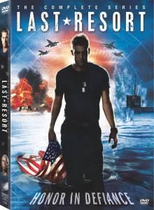 Cover von Last Resort (Serie)