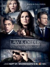 Cover der TV-Serie Law & Order: Special Victims Unit