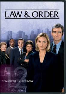 Cover der TV-Serie Law & Order: LA