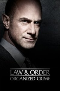 Law & Order: Organized Crime Cover, Poster, Law & Order: Organized Crime