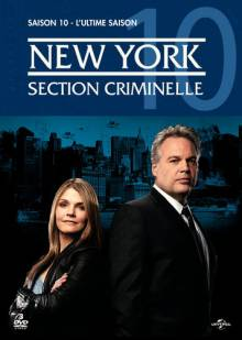 Cover der TV-Serie Law & Order Paris