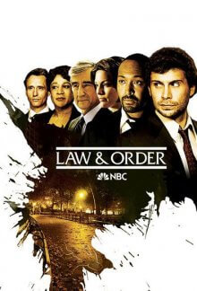 Cover der TV-Serie Law & Order