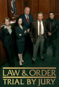 Cover Law & Order: Trial by Jury, Law & Order: Trial by Jury