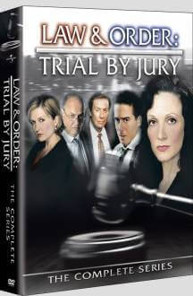 Cover der TV-Serie Law & Order: Trial by Jury