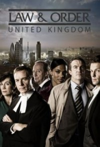 Cover Law & Order: UK, Law & Order: UK