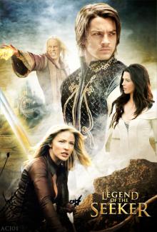 Cover von Legend of the Seeker - Das Schwert der Wahrheit (Serie)