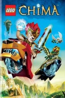 Cover von LEGO - Legenden von Chima (Serie)