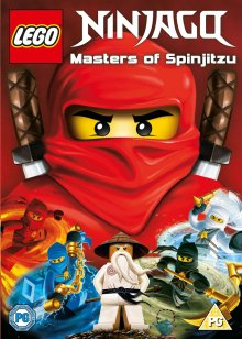 Cover der TV-Serie LEGO Ninjago: Masters of Spinjitzu