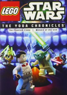 Cover der TV-Serie LEGO Star Wars: The Yoda Chronicles