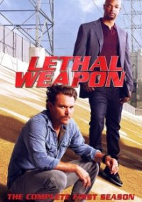 Cover der TV-Serie Lethal Weapon