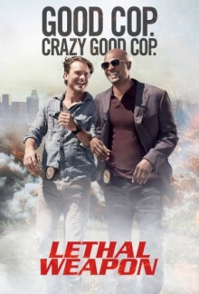 Lethal Weapon Serien Cover