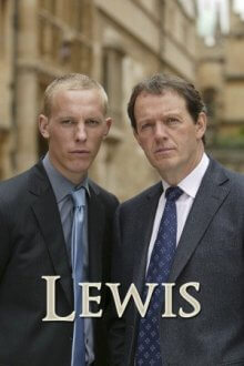 Cover der TV-Serie Lewis - Der Oxford Krimi