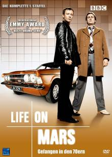 Cover der TV-Serie Life on Mars – Gefangen in den 70ern
