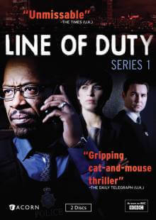 Cover der TV-Serie Line of Duty