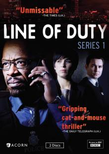 Cover von Line of Duty (Serie)